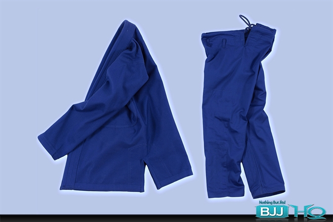 93 Brand Standard Issue Blue Gi